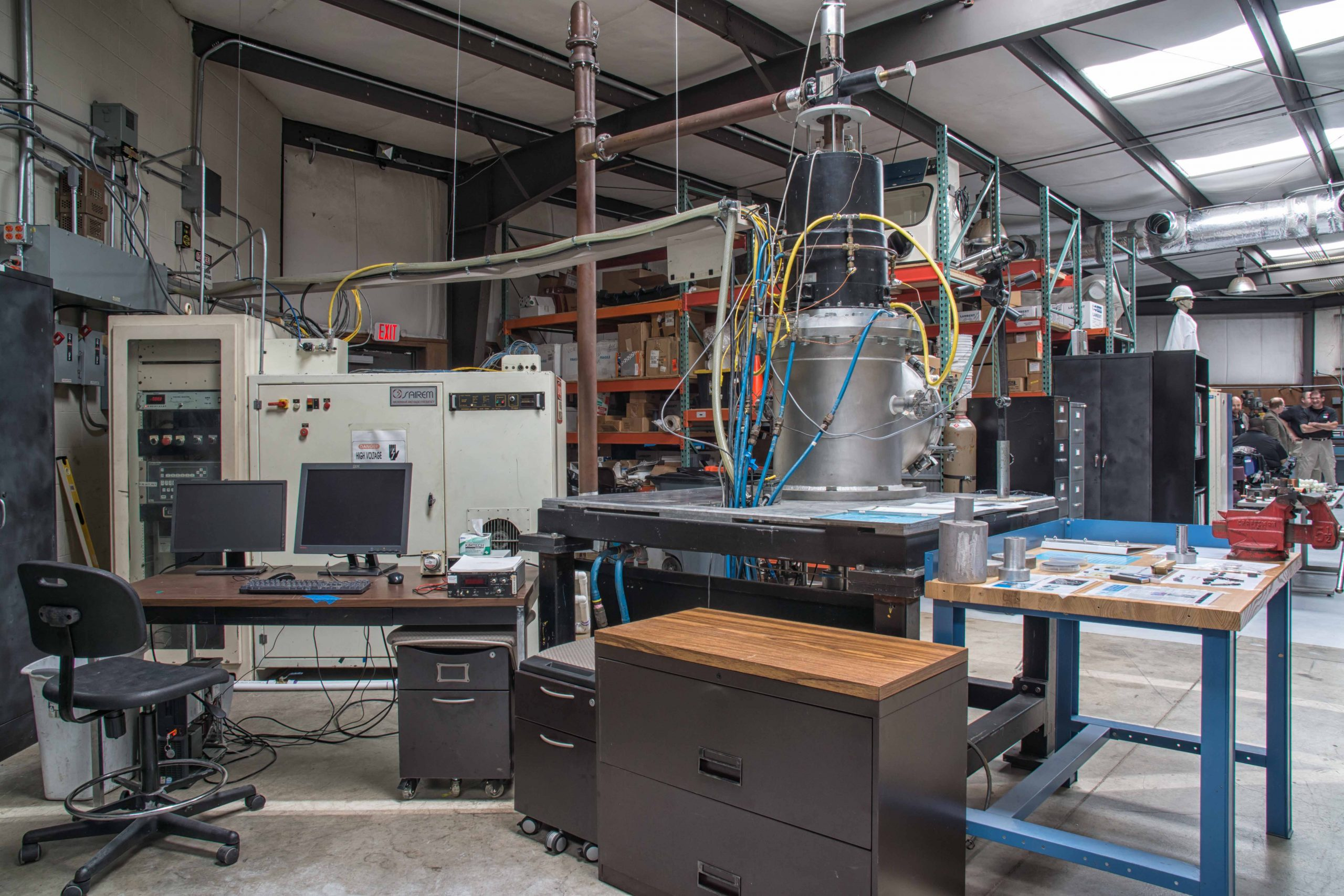 vista industrial & laboratory services